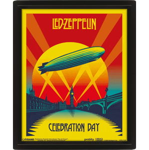 obraz 3D LED ZEPPELIN - EPPL71301