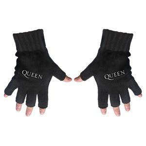 rukavice bezprsté Queen - Logo - RAZAMATAZ - FG062