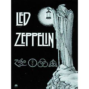 HEART ROCK Led Zeppelin Stairway