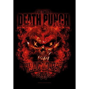 HEART ROCK Five Finger Death Punch Hell to Pay