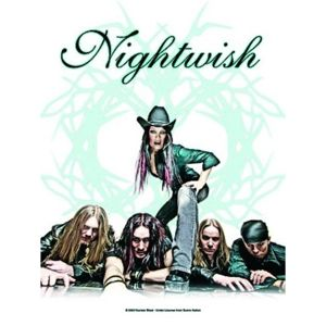 vlajka Nightwish HFL 635