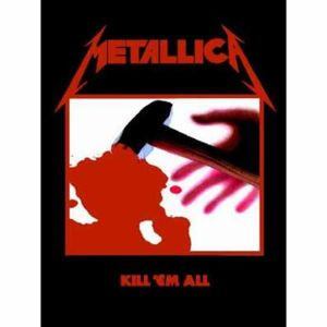HEART ROCK Metallica Kill´Em All