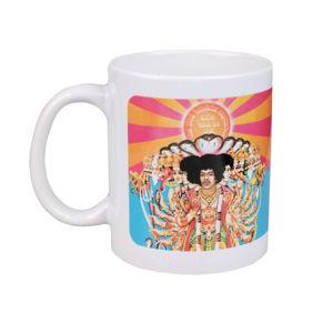 nádobí nebo koupelna PYRAMID POSTERS Jimi Hendrix AXIS BOLD AS LOVE