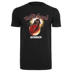 Tričko metal NNM Motörhead Bomber černá XS