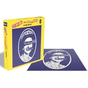 puzzle SEX PISTOLS - GOD SAVE THE QUEEN - PLASTIC HEAD - RSAW013PZ