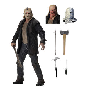 figurka Friday the 13th - 2009 - Ultimate Jason - NECA39720