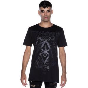 tričko KILLSTAR Wake From Death černá XL