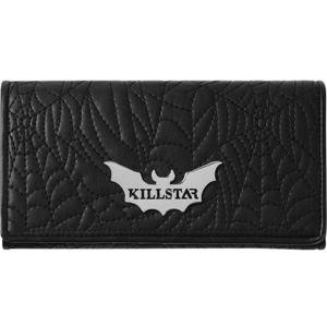 peněženka KILLSTAR - Webutant - BLACK - KSRA000606