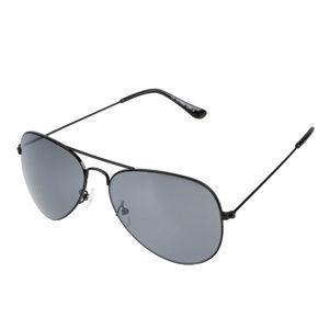 sluneční brýle Pilot - Matt Black - ROCKBITES - 101131