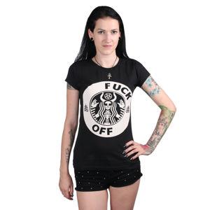 tričko BELIAL Lavey černá XL