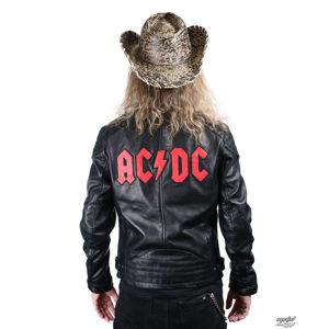 bunda kožená NNM AC-DC LNTC BLACK L
