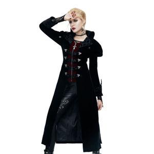 kabát dámský DEVIL FASHION - CT05901 XS
