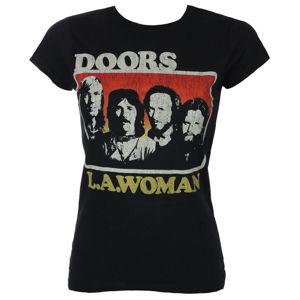 ROCK OFF Doors LA Woman černá S