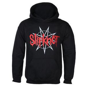 mikina s kapucí BRAVADO Slipknot STAR CREST černá M