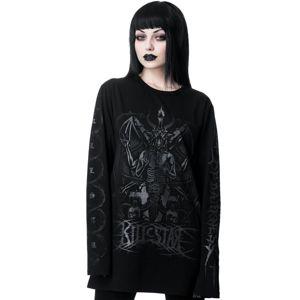 tričko KILLSTAR Dark Prince černá L