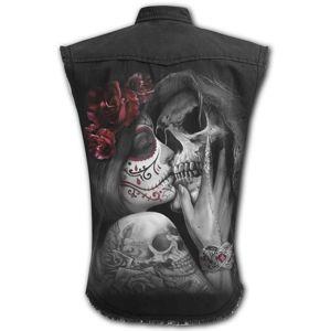 košile SPIRAL DEAD KISS L