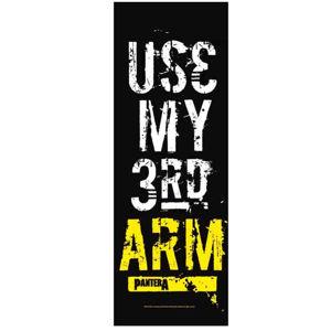 HEART ROCK Pantera Use my 3rd Arm