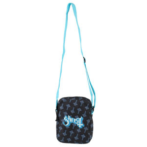 taška GHOST - GRUCIFIX - BLUE - CROSSBODY - CBGHOGRU01