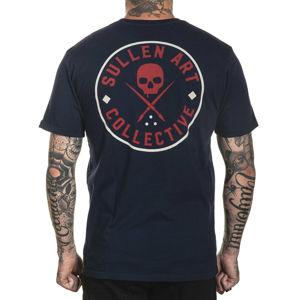 tričko pánské SULLEN - EVER PATRIOT - NAVY - SCM3206_NV S
