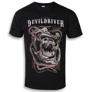 tričko metal NAPALM RECORDS Devildriver Cowboy2 černá XXL