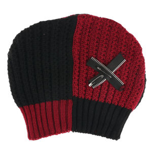 kulich HEARTLESS - PITCH HATE - RED/BLACK - POI988