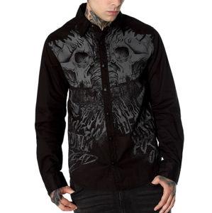 košile HYRAW CEMETERY M