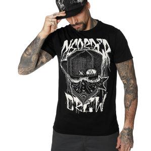 tričko hardcore HYRAW DISORDER CREW černá