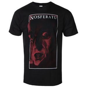 tričko PLASTIC HEAD Nosferatu NOSFERATU černá XL