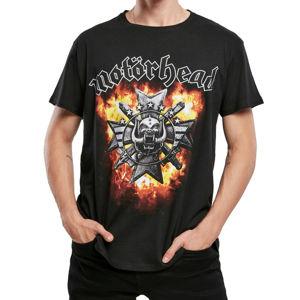 tričko pánské Motörhead - Bad Magic - black - MC585 L