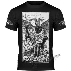 tričko hardcore AMENOMEN DEVIL černá S