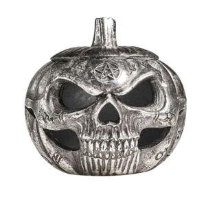 doza nebo krabička ALCHEMY GOTHIC Pumpkin Skull