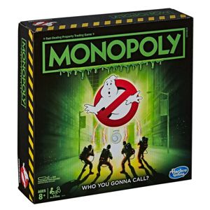 hra Ghostbusters - Board Game Monopoly - HASE9479102