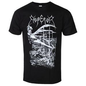 tričko metal PLASTIC HEAD Emperor ALSVARTR černá XXL