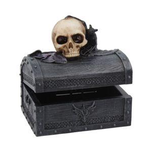 dekorace (krabička) Dark Shroud - U4186M8