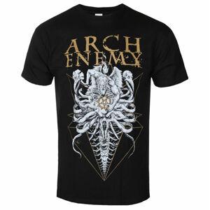 tričko pánské Arch Enemy - A Fight I Must Win Tour 2019 - MER037 S