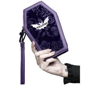peněženka KILLSTAR - Vampires Kiss - PLUM - KSRA002547
