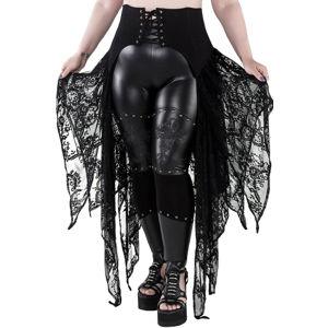 sukně KILLSTAR Visions Lace 4XL