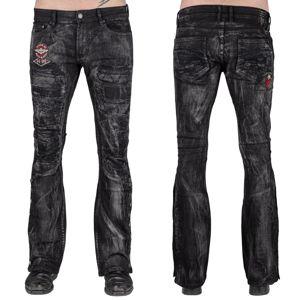 kalhoty jeans WORNSTAR Nocturne 28